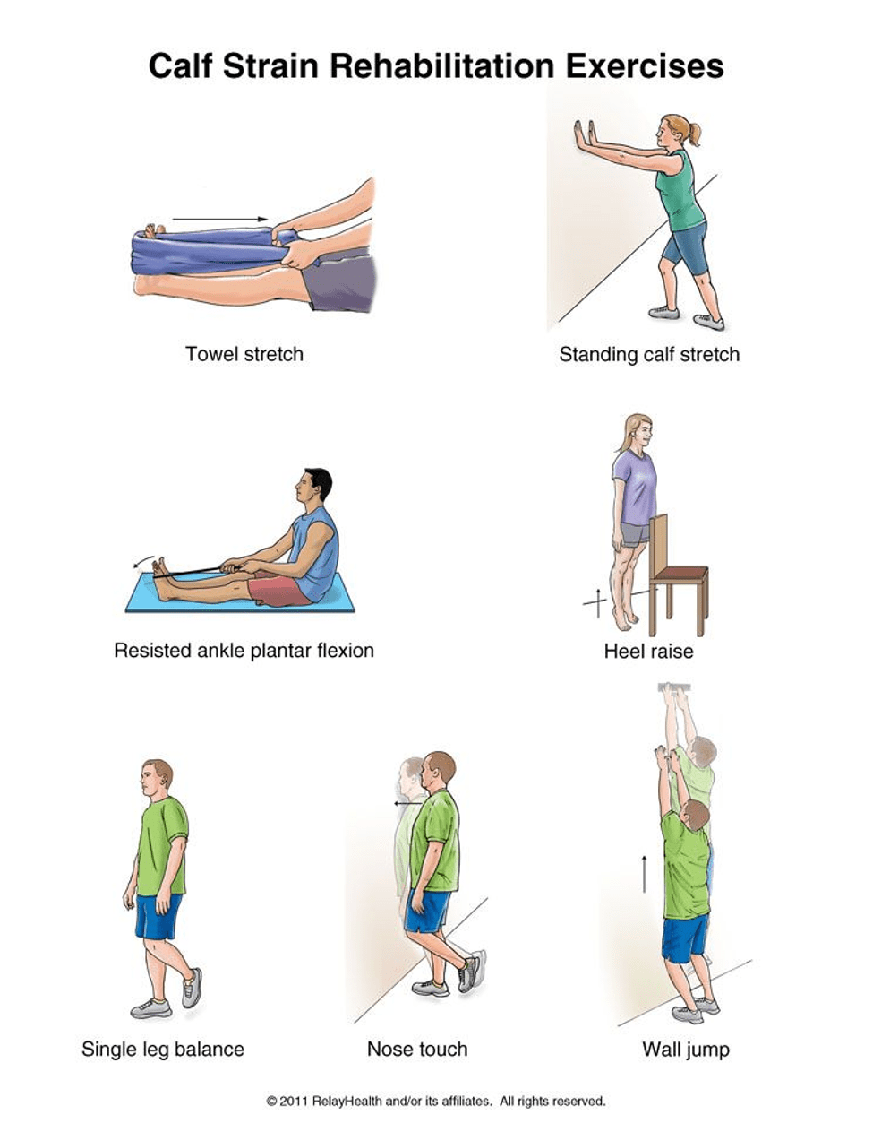 fcalf exercises for foot health