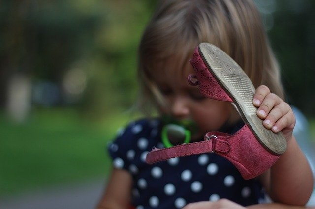 impact of ill-fitting shoes in children